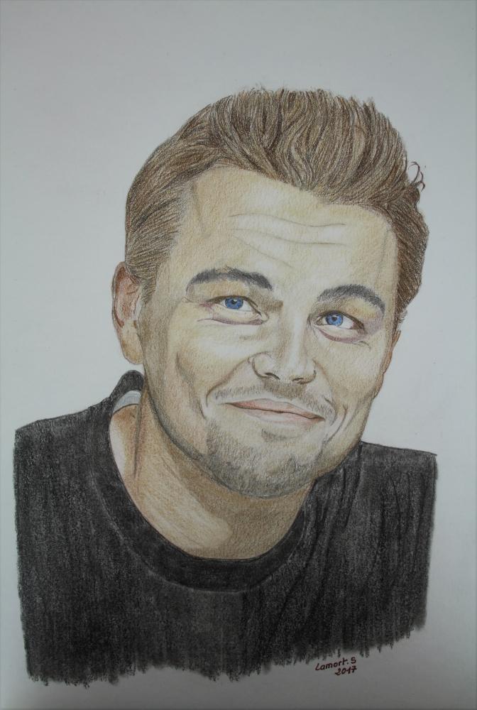 Leonardo DiCaprio by kornog